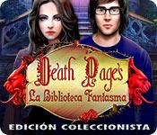 Death Pages La Biblioteca Fantasma Edición Coleccionista