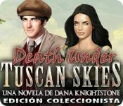 Death Under Tuscan Skies: Una novela de Dana Knightstone Edición Coleccionista