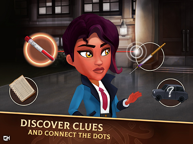 Detective Jackie: Mystic Case Collector's Edition en Español game