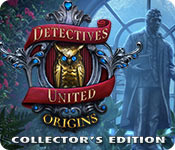 Detectives United: Origins Collector's Edition En Espanol