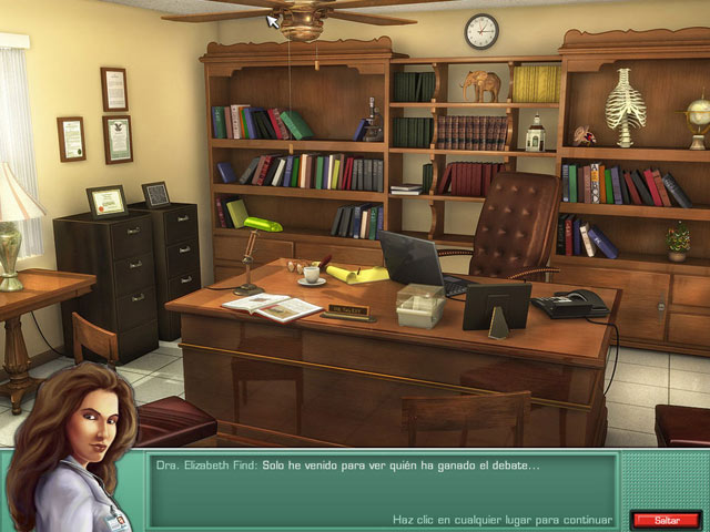 Video de Elizabeth Find M.D.: Diagnosis Mystery