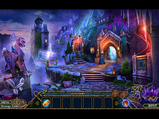 Enchanted Kingdom: The Fiend of Darkness Collector's Edition screen1