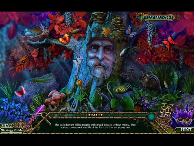 Enchanted Kingdom: The Fiend of Darkness Collector's Edition en Español game