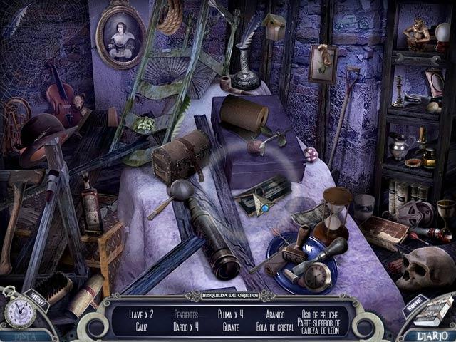 Video de Fairy Tale Mysteries: El Ladrón de Marionetas