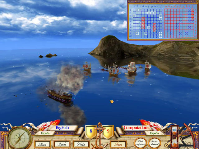Video de The Great Sea Battle: The Game of Battleship