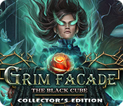 Grim Facade: The Black Cube Collector's Edition En Espanol