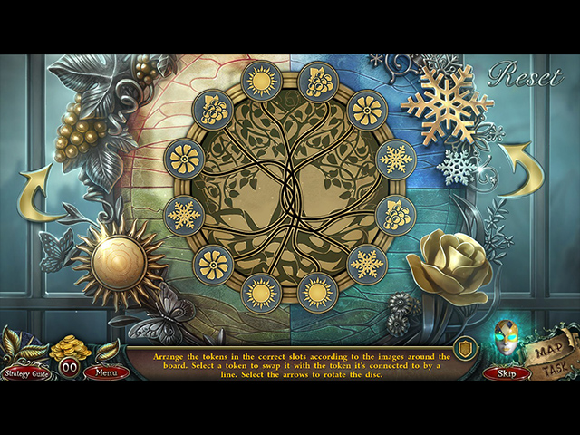 Grim Facade: The Black Cube Collector's Edition screen3