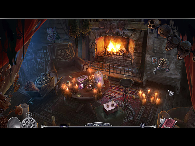 Grim Tales: Guest From The Future Collector's Edition download free en Español
