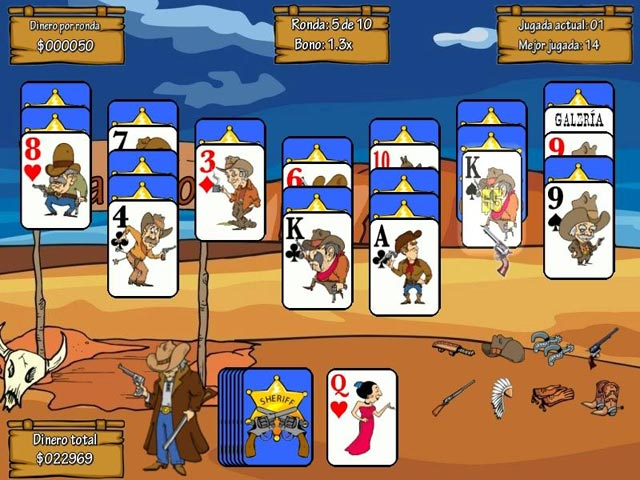 Video de Gunslinger Solitaire