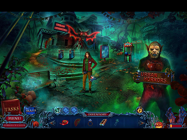 Halloween Chronicles: Monsters Among Us Collector's Edition screen1