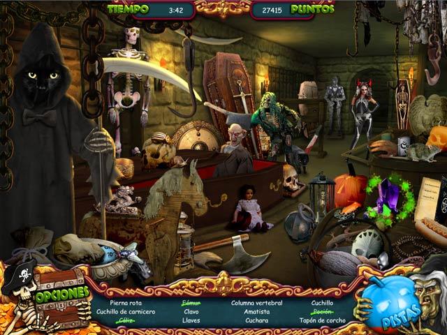 Video de Halloween:  La Maldición del Pirata