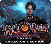 Halloween Stories: Black Book Collector's Edition En Espanol