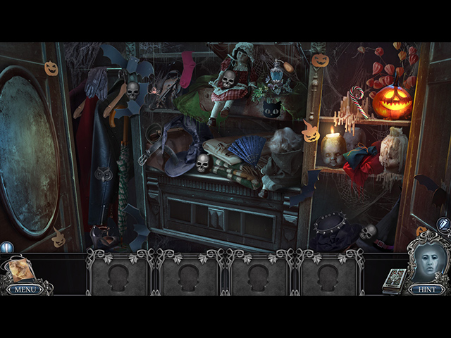 Halloween Stories: Black Book Collector's Edition en Español game