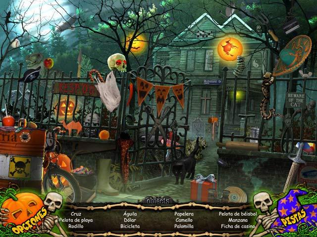 Video de Halloween:Trick or Treat