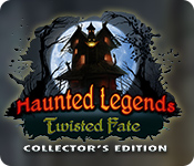 Haunted Legends: Twisted Fate Collector's Edition En Espanol