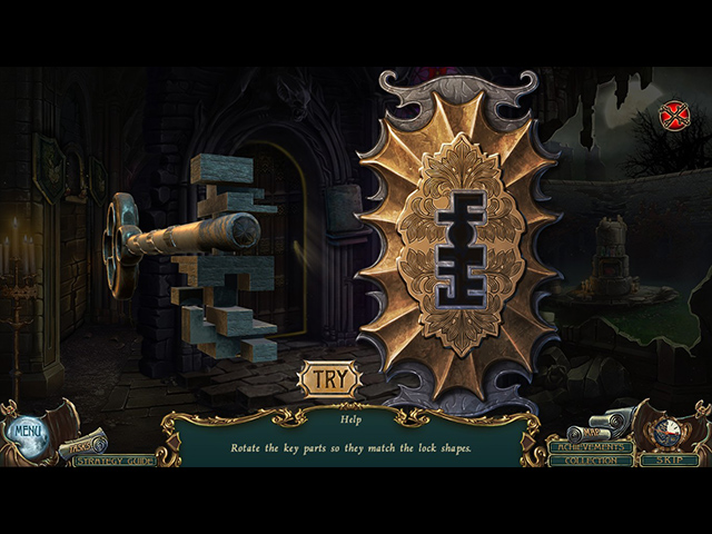 Haunted Legends: Twisted Fate Collector's Edition screen3