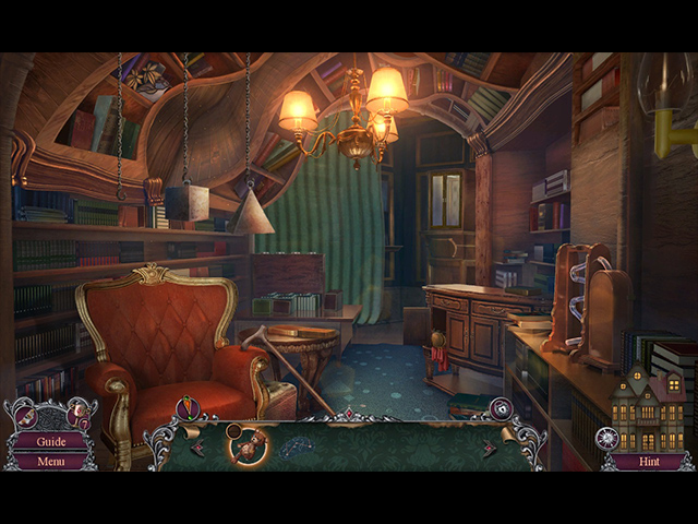 Haunted Manor: Remembrance Collector's Edition screen1