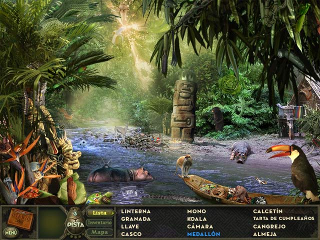 Video de Hidden Expedition: Amazon ™