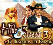 Hide & Secret 3:  La Búsqueda del Faraón