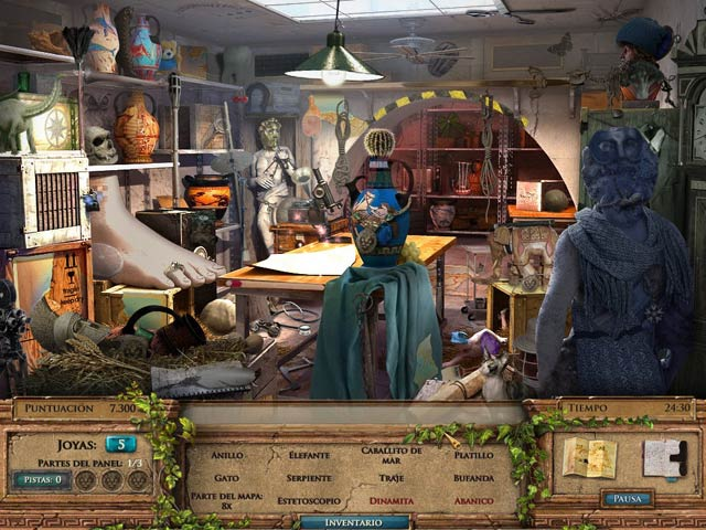 Video de Jewel Quest Mysteries: The Seventh Gate