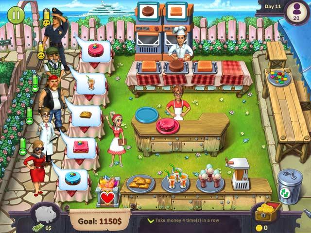 Katy and Bob: Cake Cafe Collector's Edition download free en Español