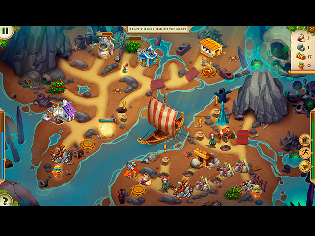 Kids of Hellas: Back to Olympus Collector's Edition download free en Español