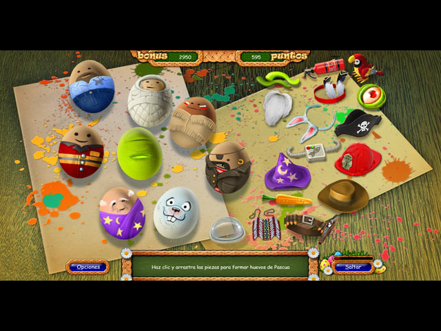 Video de La Gran Búsqueda de Huevos de Pascua 2
