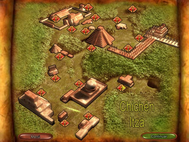 Video de Mahjong Legacy of the Toltecs