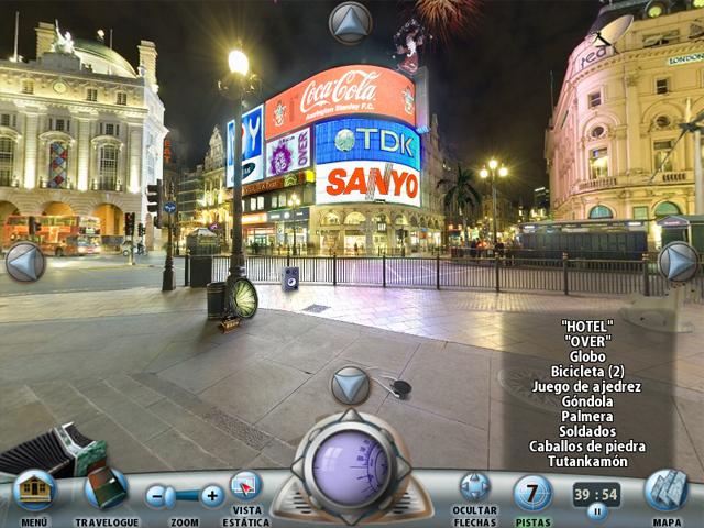Video de Misterio en Londres