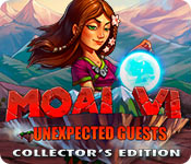 Moai VI: Unexpected Guests Collector's Edition En Espanol