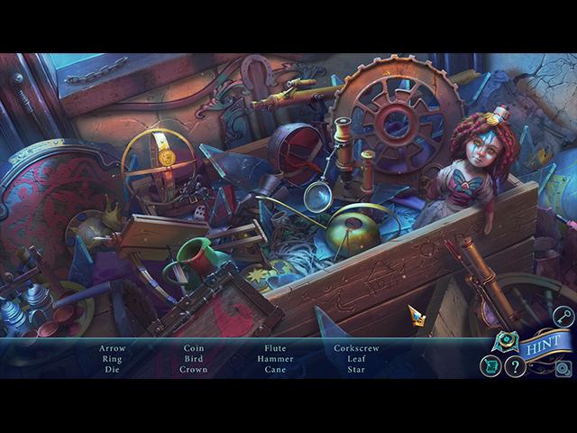 Mystery of the Ancients: No Escape Collector's Edition en Español game