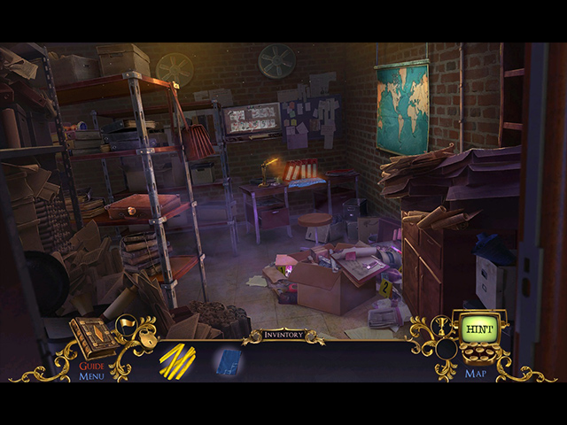 Mystery Case Files: Moths to a Flame Collector's Edition screen1