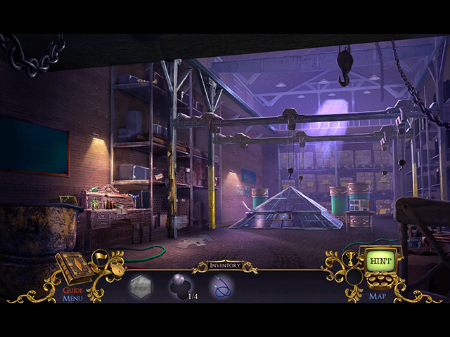 Mystery Case Files: Moths to a Flame Collector's Edition screen3
