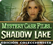 Mystery Case Files: Shadow Lake Edición Coleccionista