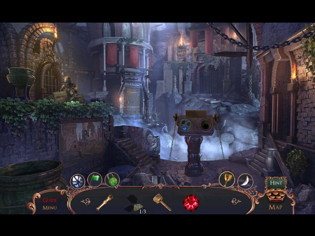 Mystery Case Files: The Countess Collector's Edition screen1