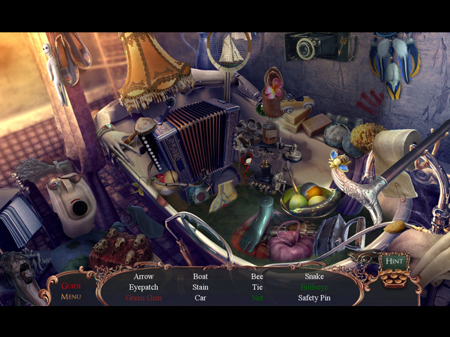 Mystery Case Files: The Countess Collector's Edition screen3
