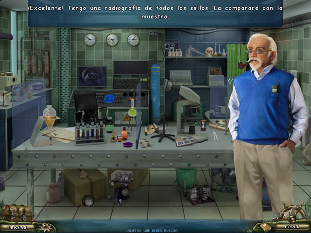 Video de Mystery of the Missing Brigantine