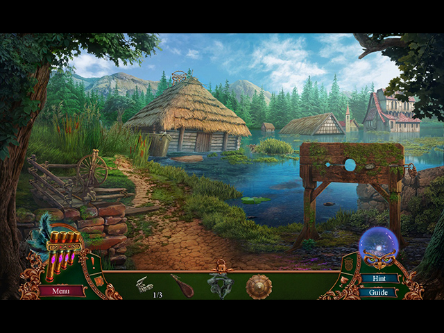 Myths of the World: Under the Surface Collector's Edition download free en Español
