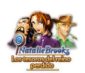 Natalie Brooks: Los tesoros del reino perdido