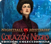 Nightfall Mysteries: Corazón Negro Edición Coleccionista