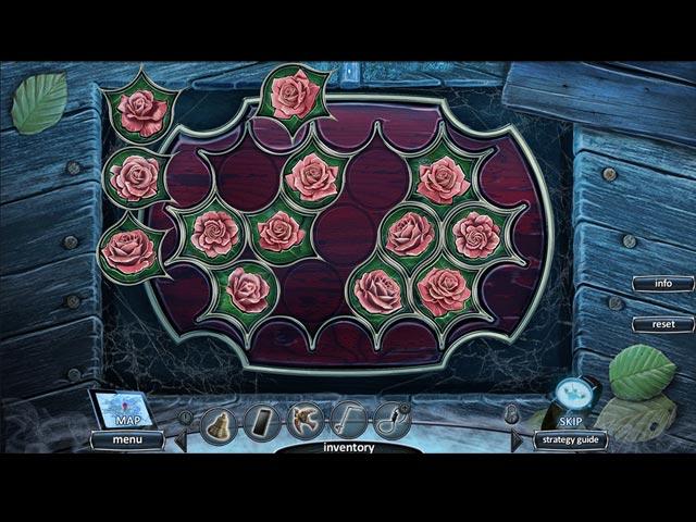 Paranormal Files: Fellow Traveler Collector's Edition screen3