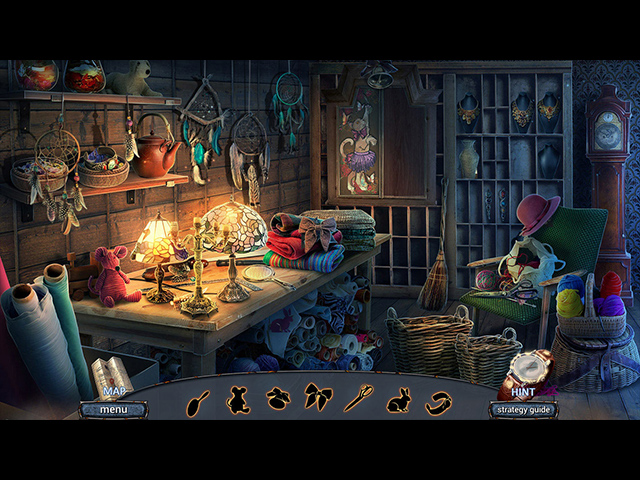 Paranormal Files: The Hook Man's Legend Collector's Edition en Español game