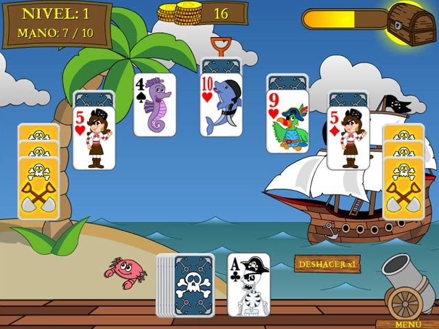 Video de Pirate Solitaire