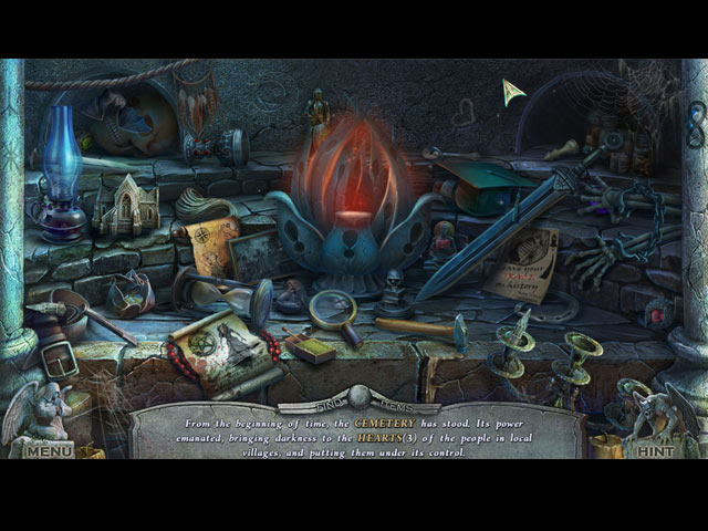 Redemption Cemetery: Embodiment of Evil Collector's Edition en Español game