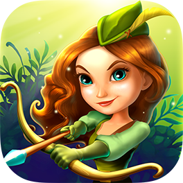 Robin Hood Legends: Puzzle Adventure