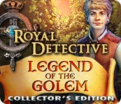 Royal Detective: Legend Of The Golem Collector's Edition