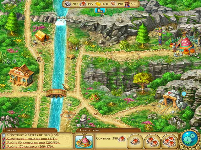 Rush for gold alaska ipad iphone android mac pc for Big fish games for android
