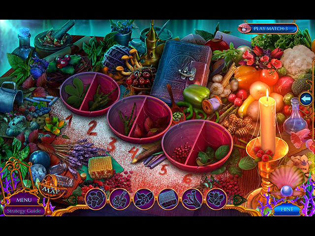 Secret City: The Sunken Kingdom Collector's Edition en Español game