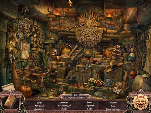 Video de Secrets of the Dark: El templo de la noche