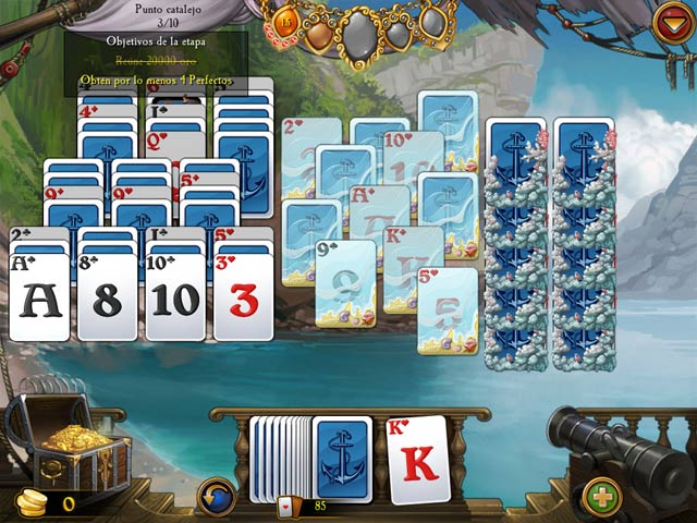 Video de Seven Seas Solitaire